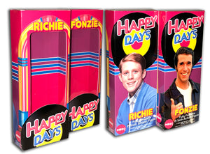Mego Boxes: Happy Days