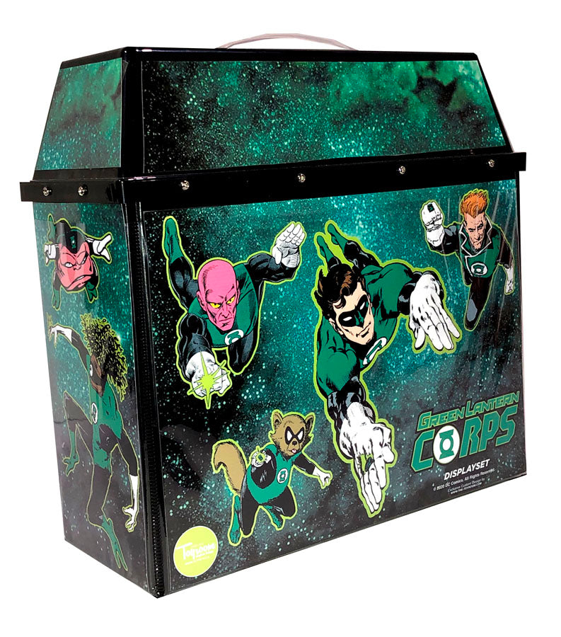 Displayset: Green Lantern Corps