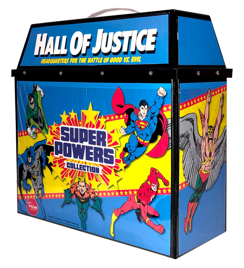 Displayset: Super Powers Hall of Justice