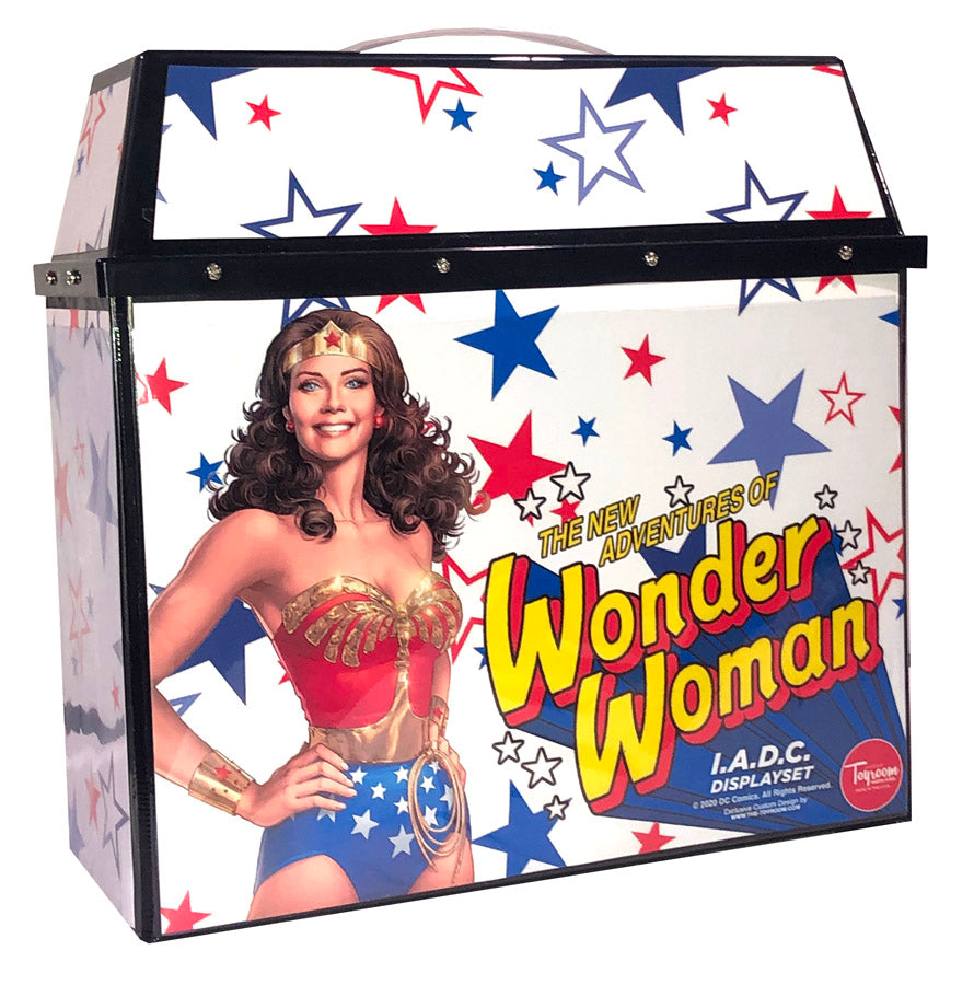 Displayset: Wonder Woman IADC