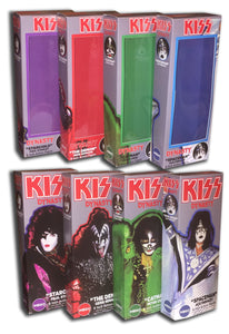 Mego KISS Boxes: Dynasty (Set of 4)