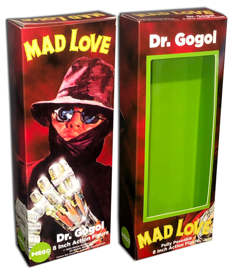 Mego Monster Box: Mad Love