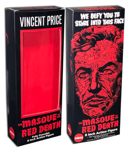 Mego Monster Box: Masque of the Red Death
