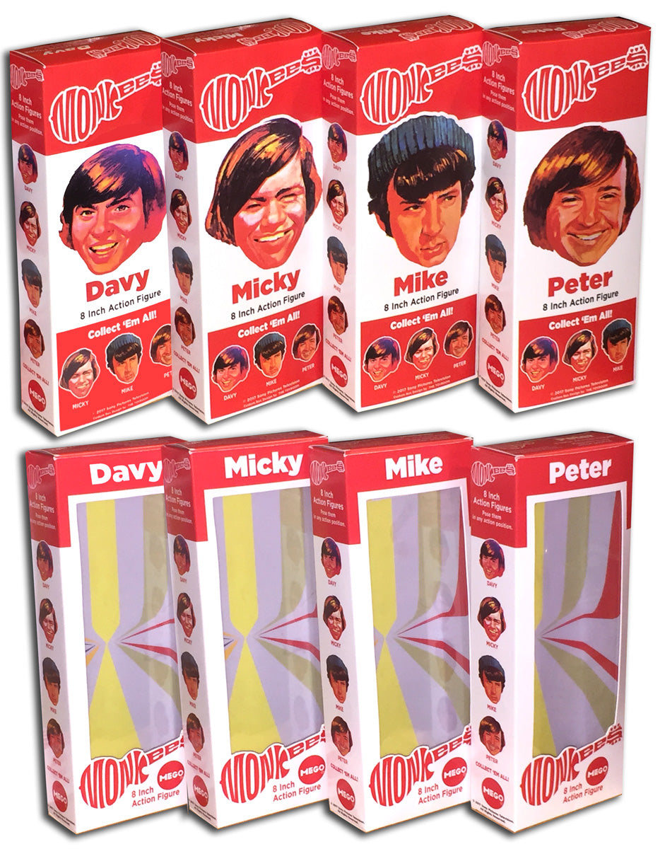 Mego Boxes: Monkees