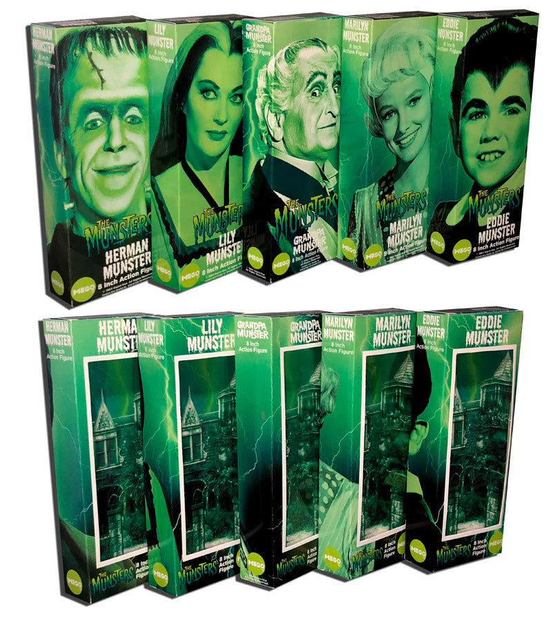 Mego Boxes: Munsters