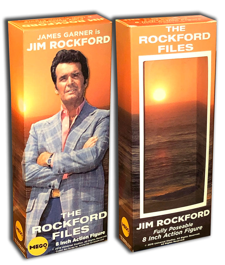 Mego Box: Jim Rockford
