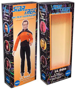 Mego Star Trek Box: TNG Lt. Data