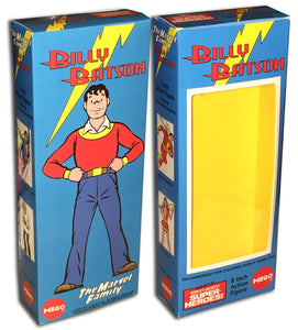 Mego Shazam Box: Billy Batson