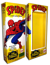 Load image into Gallery viewer, Mego Spider-Man Box: Future Foundation