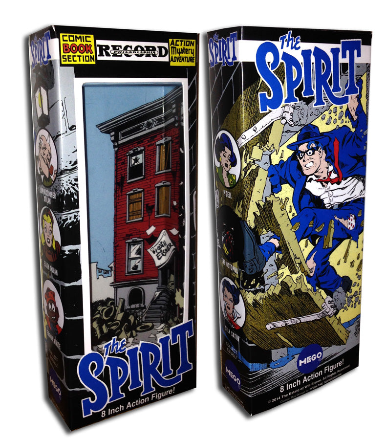 Mego Box: The Spirit