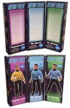 Load image into Gallery viewer, Mego Star Trek Boxes: TOS Original Crew