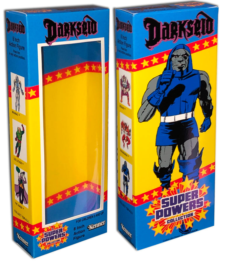 Mego SP Box: Darkseid