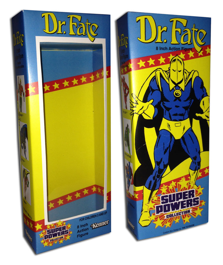 Mego SP Box: Dr. Fate