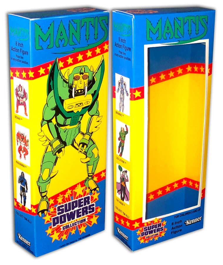 Mego SP Box: Mantis