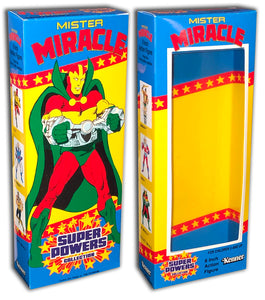 Mego SP Box: Mr. Miracle