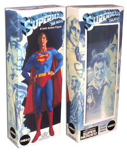 Mego Superman Box: Superman The Movie