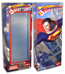 Mego Superman Box: Skyline