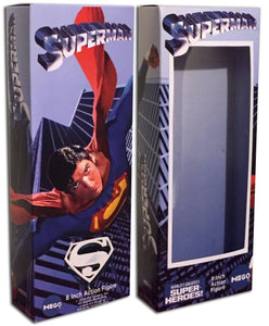 Mego Superman Box: Christopher Reeve