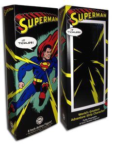 Mego Superman Box: It Tickles