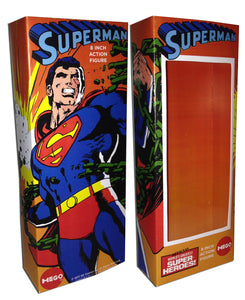 Mego Superman Box: Action Comics #485 (Kryptonite Nevermore)