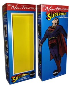 Mego Superman Box: New Frontier