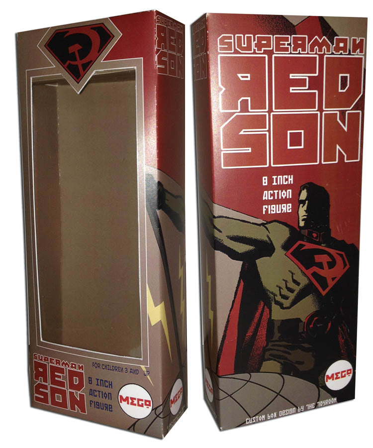 Mego Superman Box: Red Son