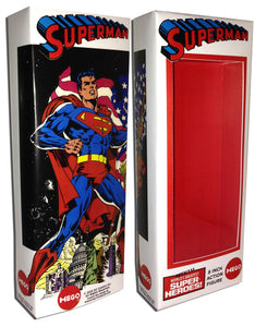 Mego Superman Box: Steranko
