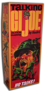 G.I. Joe: Talking Action Marine Box