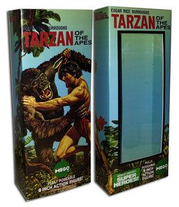 Mego Box: Tarzan (Gold Key)