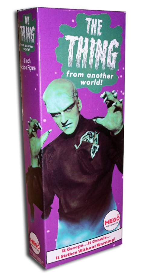 Mego Monster Box: Thing From Another World