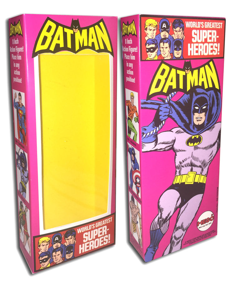 Mego WGSH Box: Batman