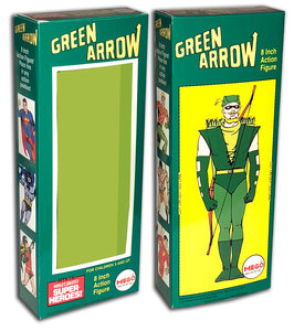 Mego WGSH Box: Green Arrow