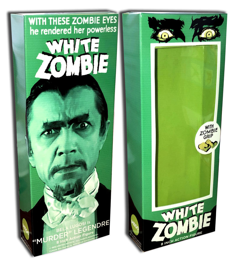 Mego Monster Box: White Zombie