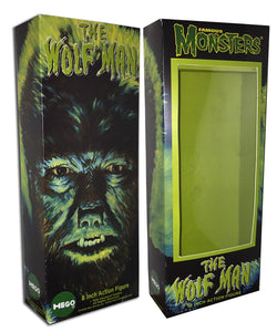 Mego Monster Box: Wolfman (Green)
