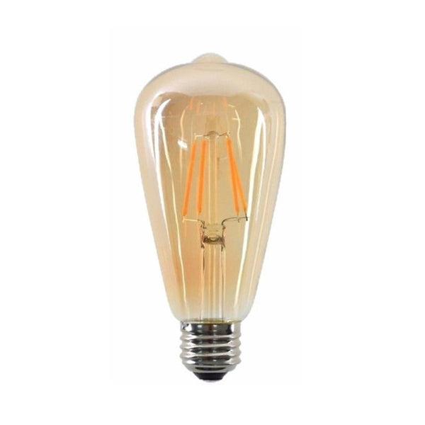 ST64 E27 4W LED Filament Retro Bulb1
