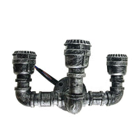 Brushed_SIlver_Pipe_Wall_3_Head_Holder_Lighting (1)