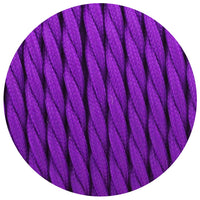 3-adriges Twisted-Purple-Kabel