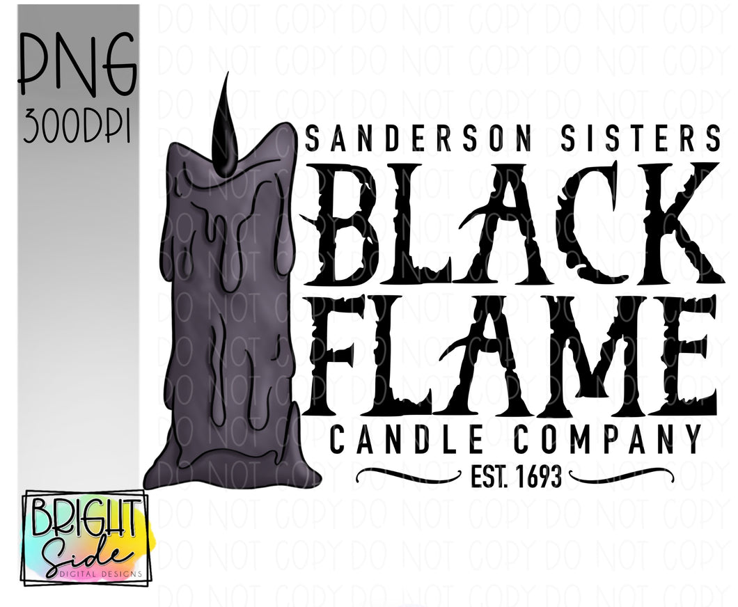 Black Flame Candle Company