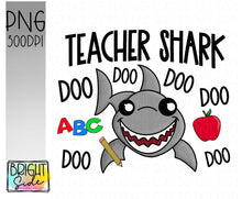 Load image into Gallery viewer, Teacher Shark