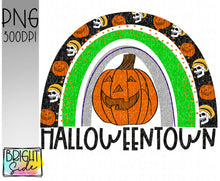 Load image into Gallery viewer, Halloweentown rainbow