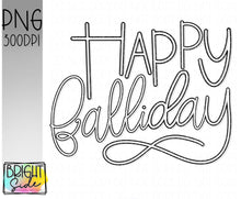 Load image into Gallery viewer, Happy Falliday