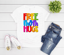 Load image into Gallery viewer, Free Mom Hugs -Rainbow
