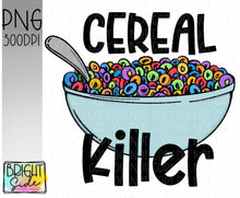 Load image into Gallery viewer, Cereal killer
