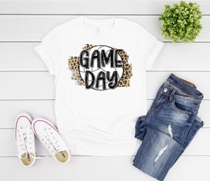 Game Day -volleyball