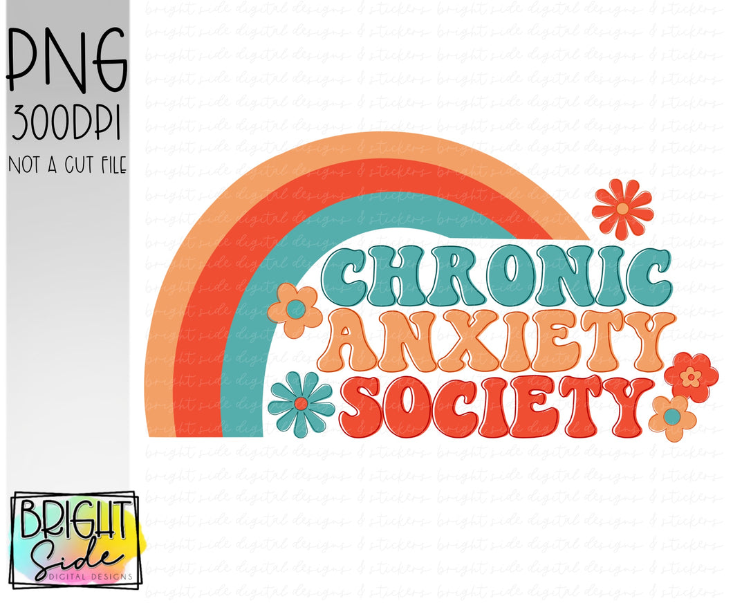 Chronic Anxiety Society