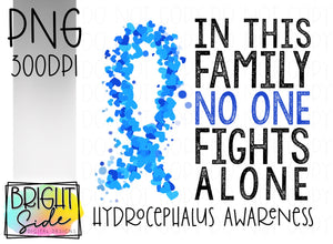 In This family -Hydrocephalus awareness