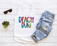 Load image into Gallery viewer, Beach Bum -tie dye