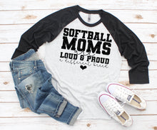 Load image into Gallery viewer, Softball moms -a different breed