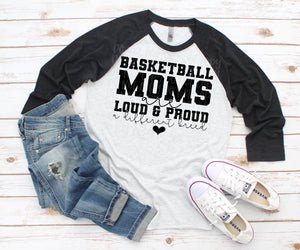 Basketball moms -a different breed