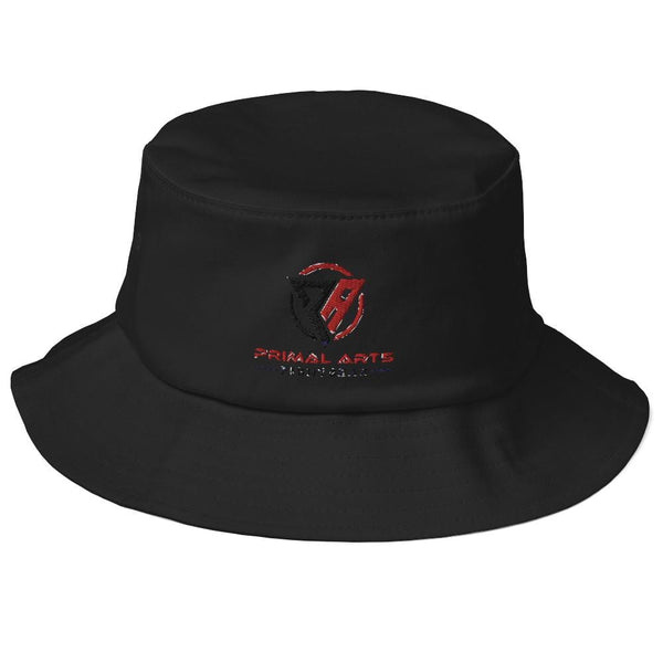 Best fightgear for mma, mixed martial arts, boxing, kickboxing and jiu jitsu. no gi bjj gear buy online Primal Bucket Hat - Primal Arts Fightgear - Black